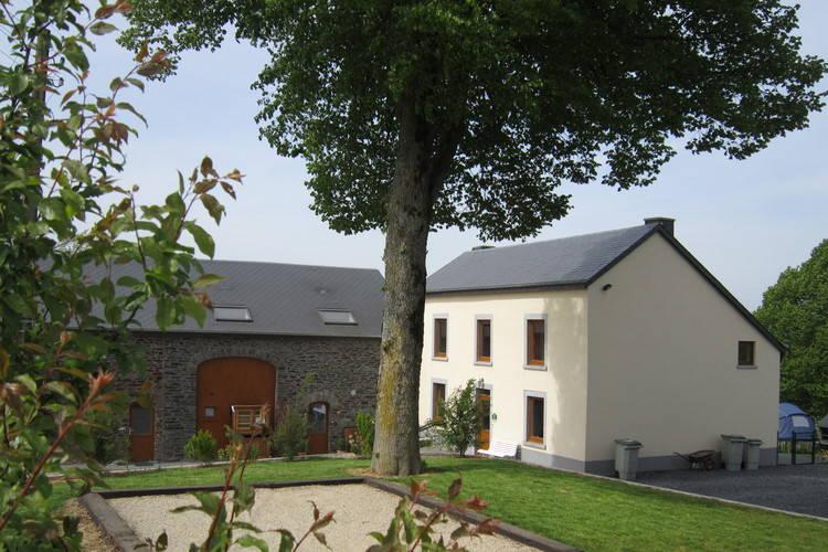 La Fermette Jaune Sainte-Ode Luxembourg Belgium