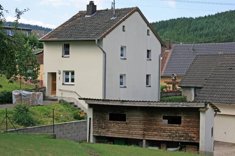 Ferienhaus Kyll 16b Densborn Eifel Germany