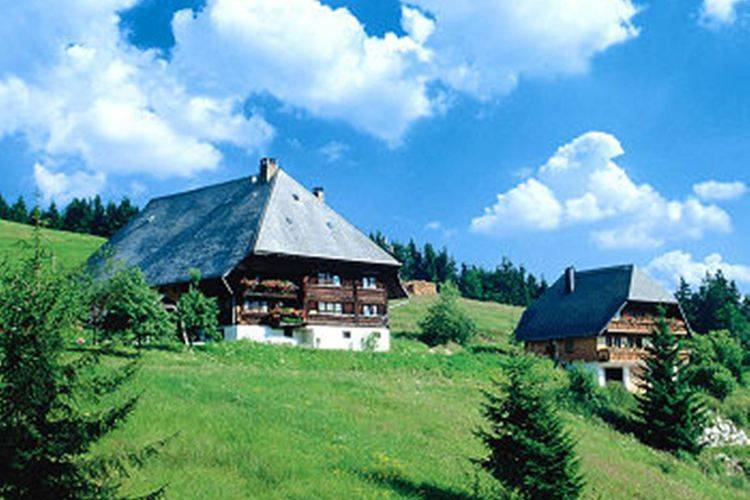 TRIBERG NUSSBACH Black Forest Germany