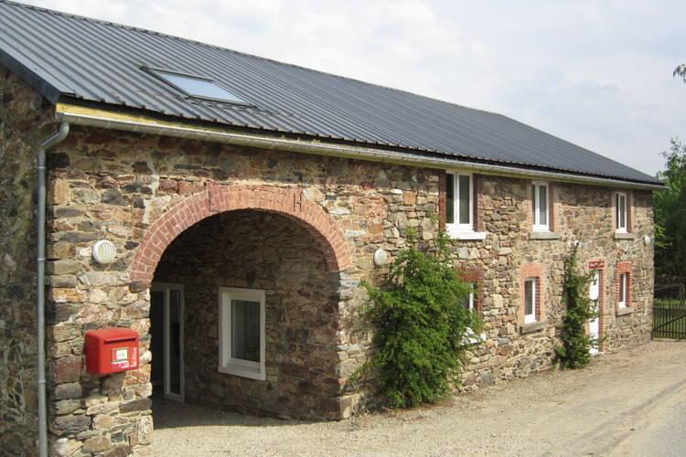 La Fermette Ardennes Trois Ponts Liege Belgium