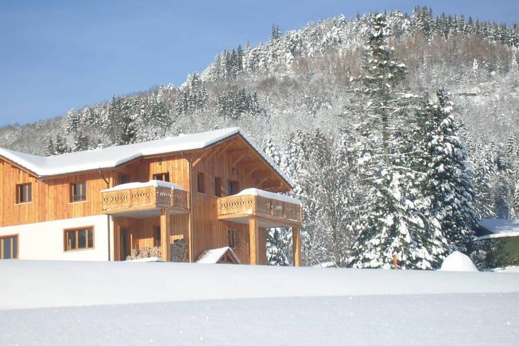 Les Chalets des Ayes Le Thillot Alsace Vosges Lorraine France