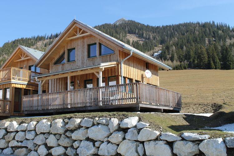 Chalet Almdorf Hohentauern Styria Austria