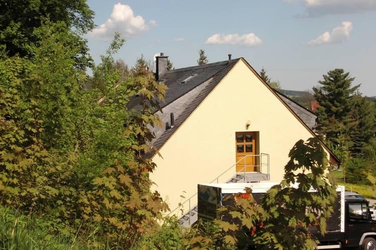 Orgelpfeife Oberwiesenthal Saxony Germany