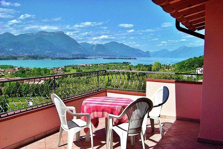 Bella vista Manerba del Garda Lake Garda Italy