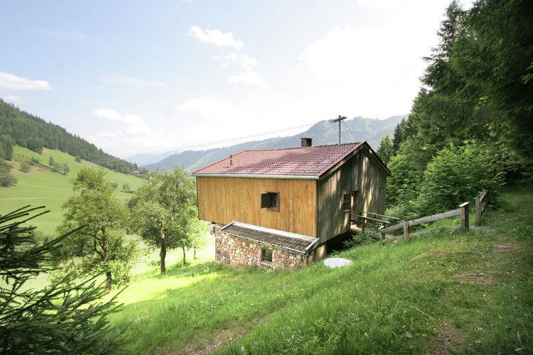 Oberau Berghuette Wildschonau Tyrol Austria