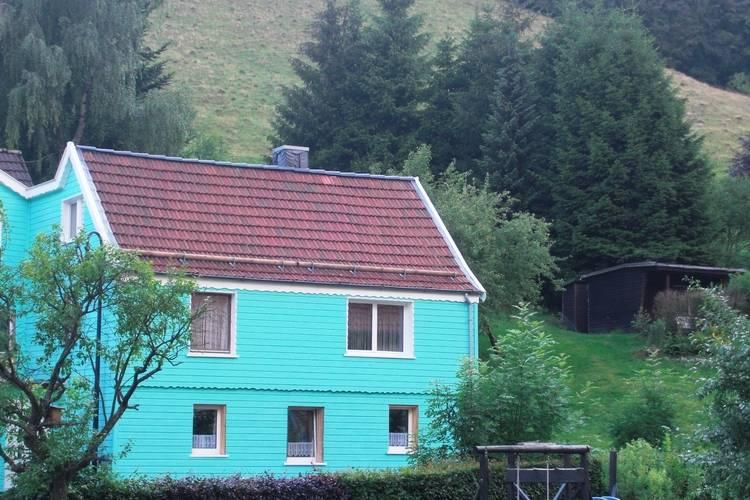 Am Bergflusschen Braunlage Herzberg Harz Germany