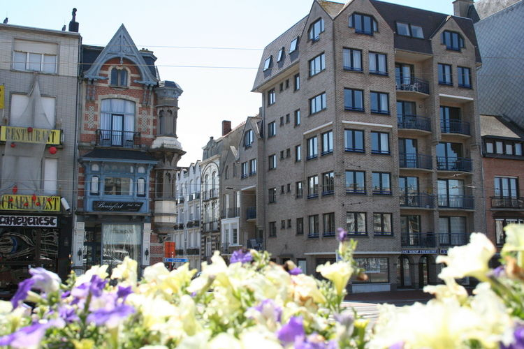 Beaufort Blankenberge Blankenberge West Flanders Belgium