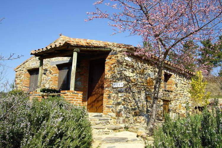 Cabana Poleo Valencia de Alcantara Extremadura Spain