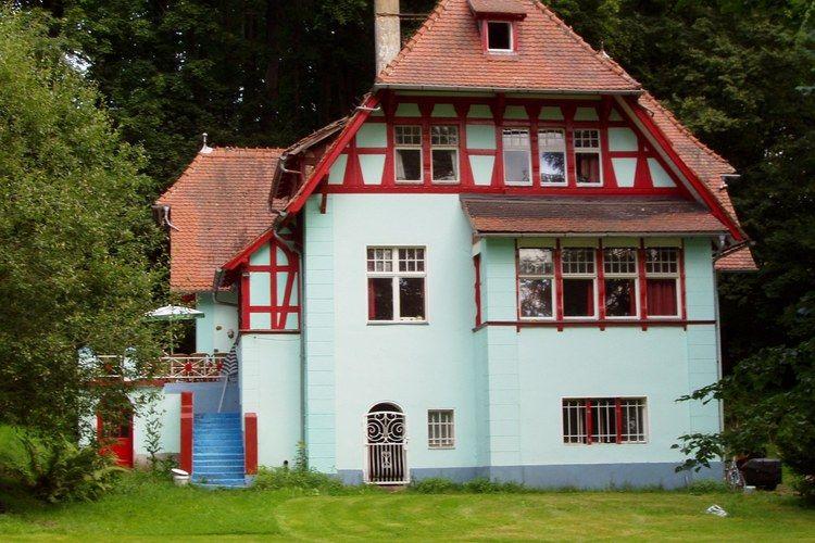 Villa Oberlausitz Neusalza-Spremberg Saxony Germany