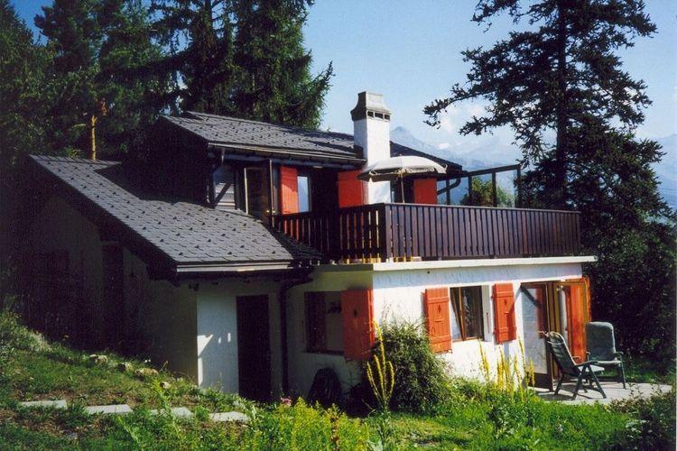 Les Palettes Crans Montana Valais Switzerland