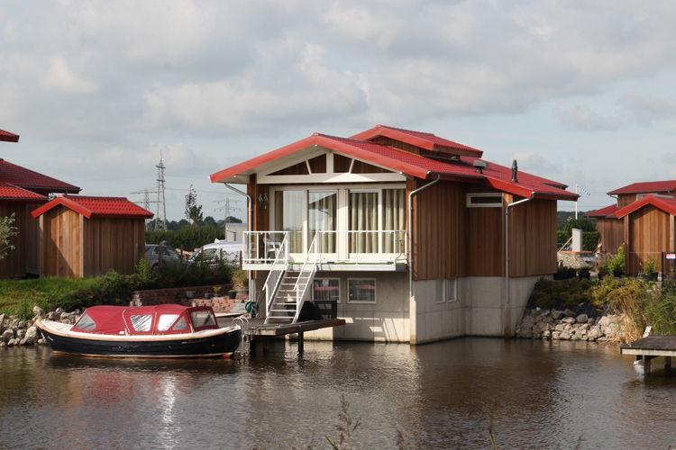Lake Bergumer Noardburgum Friesland Netherlands
