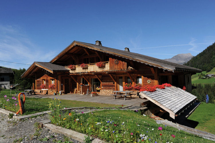 La Ferme des Georgieres Espace Diamant Northern Alps France