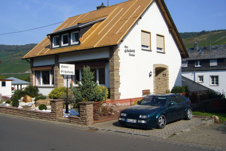 Erholung Losnich Mosel Germany