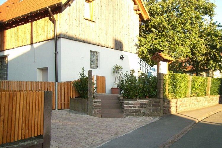 Ferienhaus am Bauernhof Negenborn Weser Uplands Germany