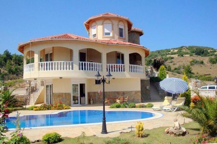 Villa Evora Alanya Gazipasa Mediterrean Coast Turkey