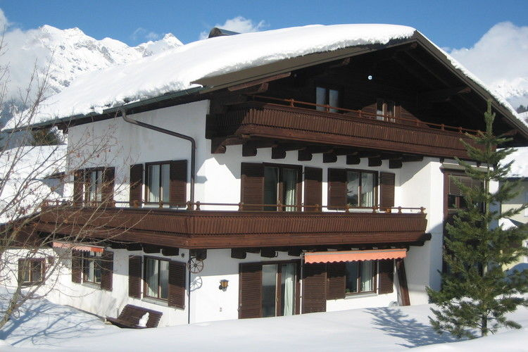 Abergblick - Apartment - Maria Alm - Exterior - Winter