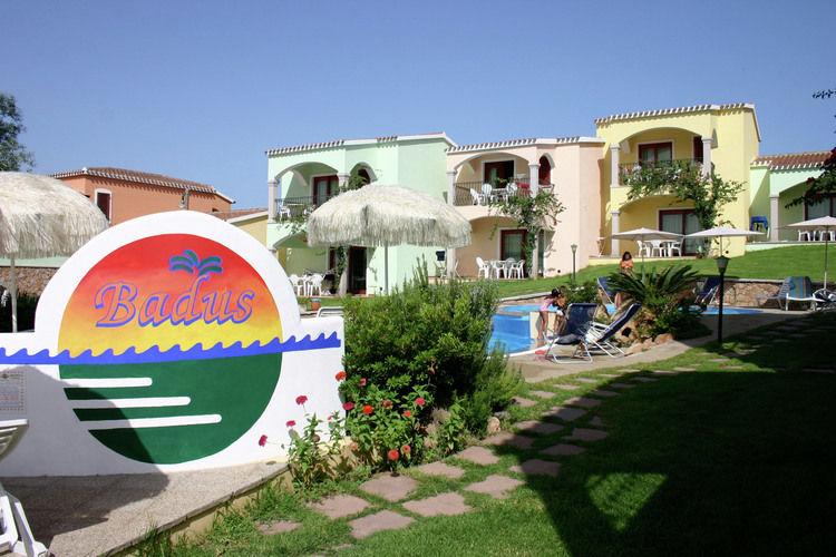 Residence Badus bilo 4 piano 1 Badesi Sardinia Italy