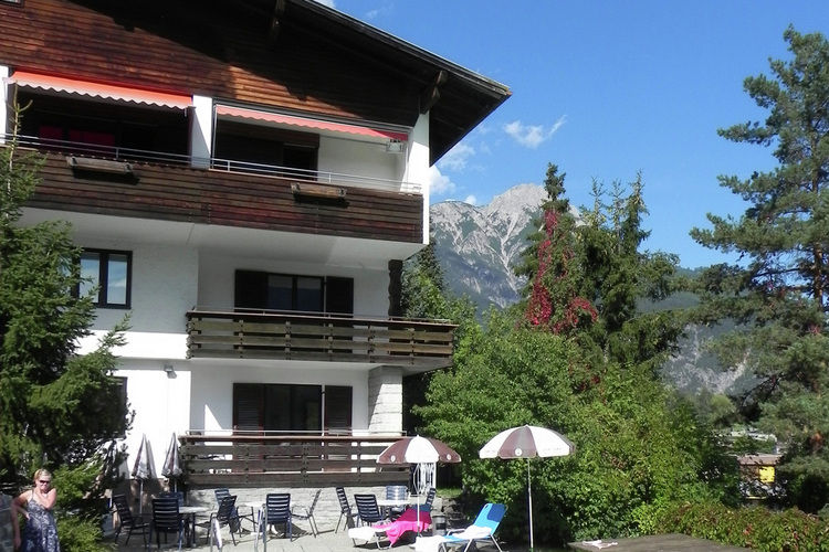 Siegele Pitztal Tyrol Austria