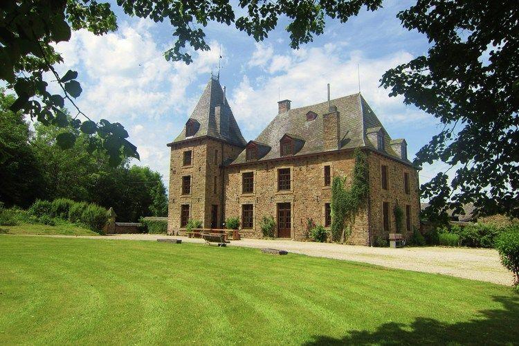 Castel Bodeux Trois Ponts Liege Belgium