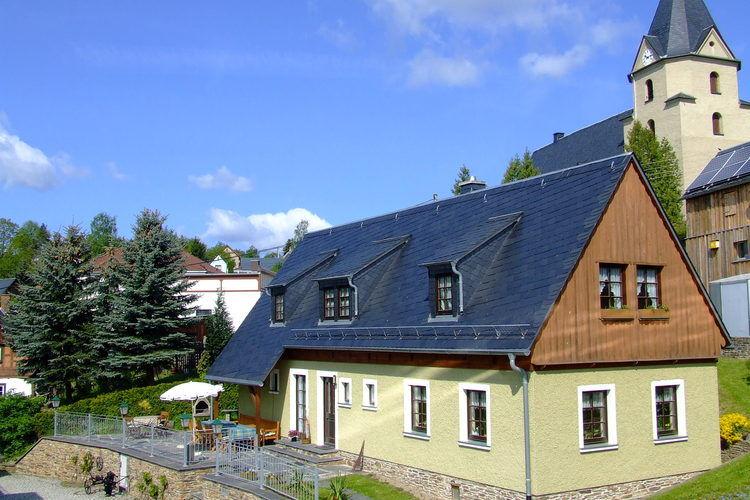 Ferienhof im Vogtland Muhlental Saxony Germany