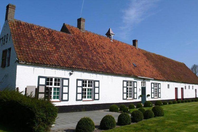 Delftse Hoeve en Landhuys Damme West Flanders Belgium