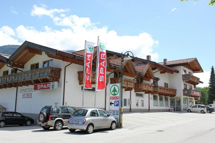 Appartement Huber Hochfugen-Hochzillertal Tyrol Austria