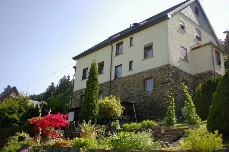 Schone-Haus Breitenbrunn Erzgebirge Saxony Germany