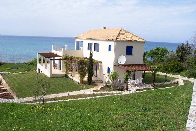 Villa Blefalina Esperia Karousades Corfu Greece